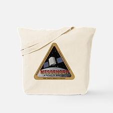 Messenger Logo Tote Bag