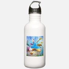 Cat Mermaid 31 Water Bottle