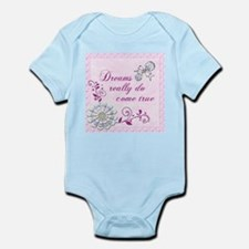 Dreams Really Do Come True Infant Bodysuit