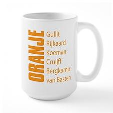 DUTCH LEGENDS Mugs