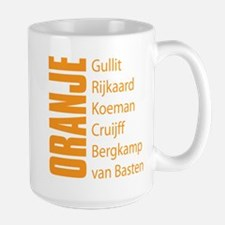 DUTCH LEGENDS Mugs