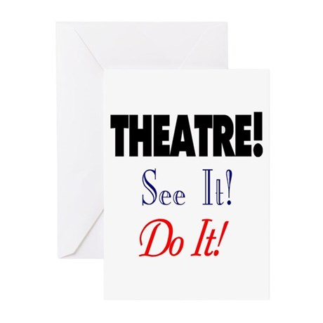 See It! Do It! Greeting Cards (Pk of 10)