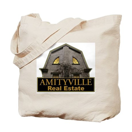 Amityville Real Estate Tote Bag