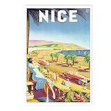 Vintage mediterranean Postcards