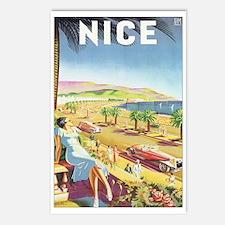 Mediterranean Postcard Postcards (Package of 8)