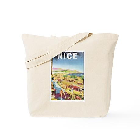 Mediterranean Postcard Tote Bag