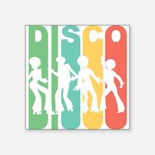 Retro Disco Sticker