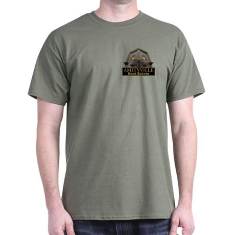 Amityville Real Estate Dark T-Shirt