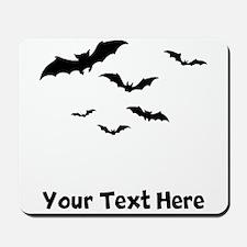 Bats Flying (Custom) Mousepad
