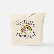 Autistic Tote Bag