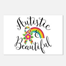 Autistic Postcards (Package of 8)