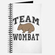 Team Wombat V Journal