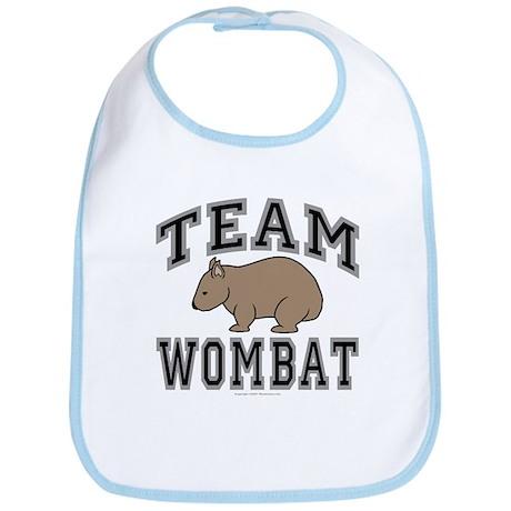 Team Wombat V Bib