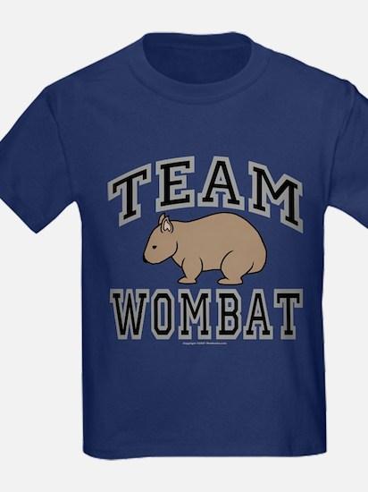 Team Wombat V T