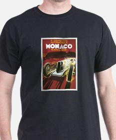 Monaco Race Car T-Shirt