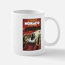 Monaco Race Car Mug