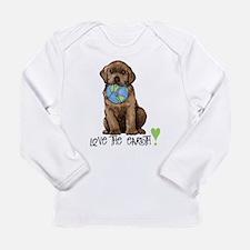 lab earth Long Sleeve T-Shirt