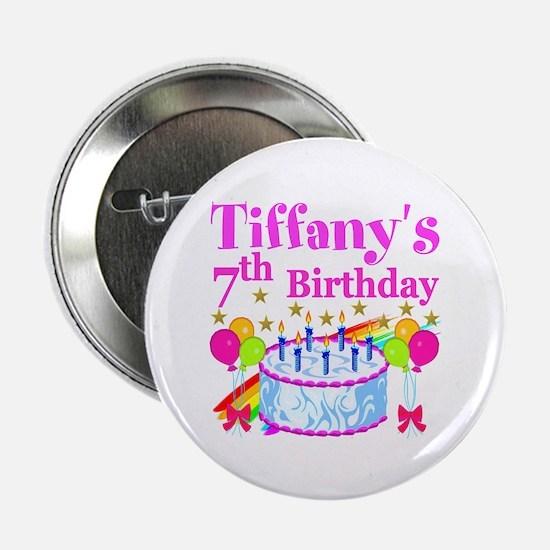 """HAPPY 7TH 2.25"""" Button"""