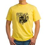 1901 Santa Yellow T-Shirt