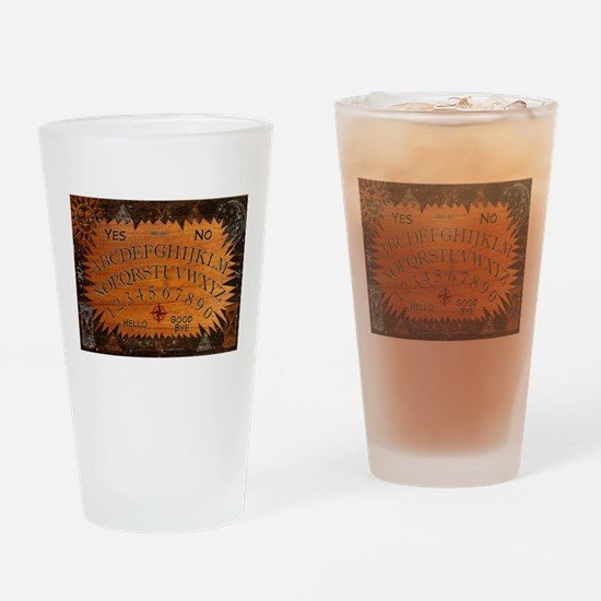 Cute Ouija Drinking Glass