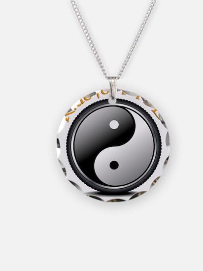 Unique Ptsd Necklace Circle Charm