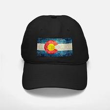 (B) Colorado State Flag Baseball Hat