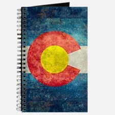 (B) Colorado State Flag Journal