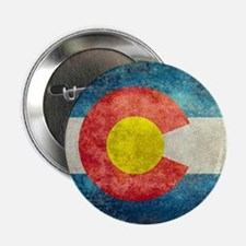 "(B) Colorado State Flag 2.25"" Button (100 pack)"