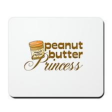 Peanut Butter Princess Mousepad