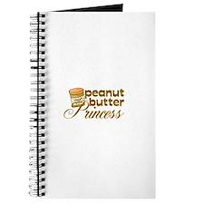 Peanut Butter Princess Journal