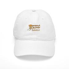 Peanut Butter Princess Baseball Cap