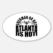 Cute Hotlanta Decal