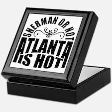 Unique Hotlanta Keepsake Box