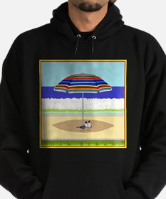 Meanwhile, at the Beach Hoodie