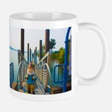 Pier Gnome Mugs