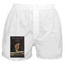 Leo Tolstoy: True Philosophy Boxer Shorts