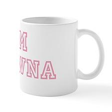 Team Shawna - bc awareness Mug