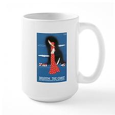 Belgium Seaside Mug