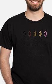 AdminPro Working Together Golf Shirt T-Shirt