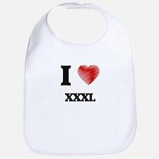 I love Xxxl Bib
