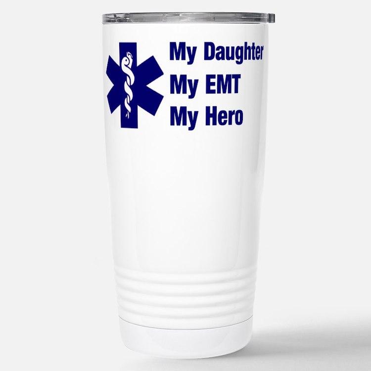 Cute Emt design Travel Mug
