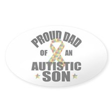 Autism Dad Decal