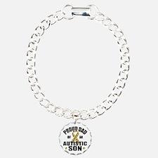 Autism Dad Bracelet