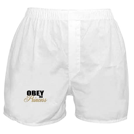 OBEY the Princess Boxer Shorts