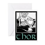 THOR #2 Greeting Cards (Pk of 10)