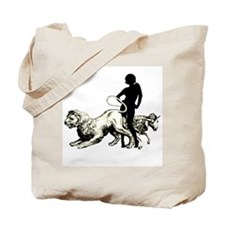 March Girl Tote Bag