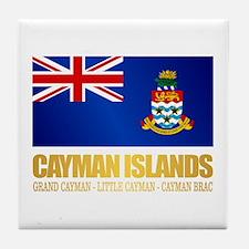Cayman Islands Tile Coaster