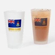 Cayman Islands Drinking Glass
