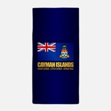 Cayman Islands Beach Towel
