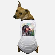 Dachshund Painting Dog T-Shirt